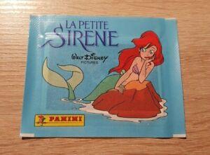 Panini-1-Tuete-Arielle-the-little-Mermaid-Bustina-Pack-Sobre-Disney-Sirene