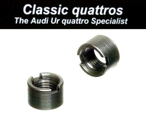 STRUT TOP MOUNT THREADED RING NUT AUDI UR QUATTRO TURBO COUPE/80/90/COUPE