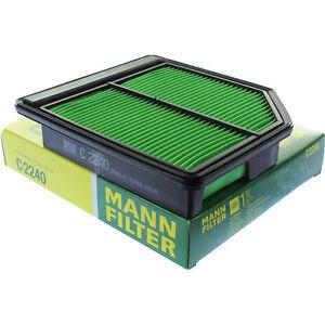 Original-MANN-FILTER-Luftfilter-C-2240-Air-Filter