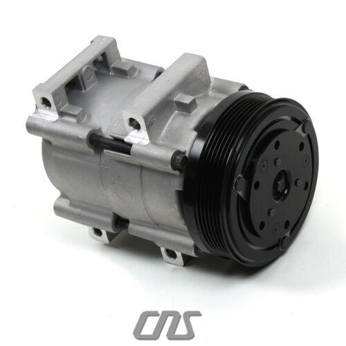NEW A//C Compressor w// Clutch 58146 for 95-04 Ford Lincoln Mercury 2.0L 3.0L 4.6L