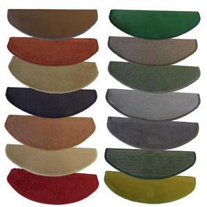 stufenmatte stufenteppich stufenschoner treppenteppich treppen schoner teppich ebay. Black Bedroom Furniture Sets. Home Design Ideas