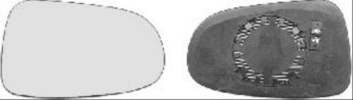 exterior 1x Van Wezel 1867831 cristal espejo