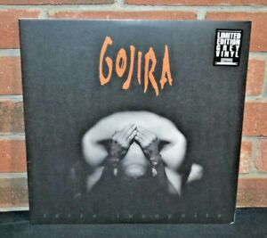 Gojira Terra Incognita Limited Import 2lp Grey Colored
