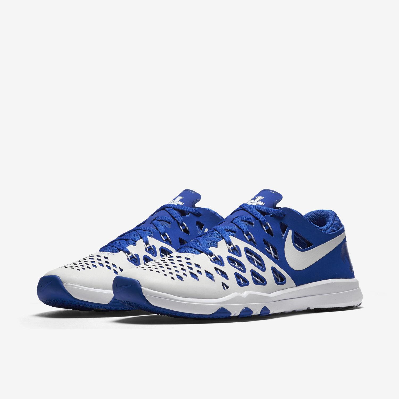 super popular 6d141 5199e Nike Train Speed 4 4 4 AMP Kentucky Wildcats Shoes UK Sizes 8.5-13 Blue