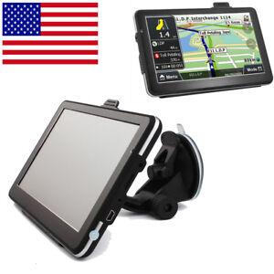 Vehicle GPS 7 HD Touch Screen CAR TRUCK GPS Navigation ... on sat prep book, sat score chart 2014, sat cartoon,