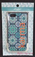Lucky Brand Hard Case For Iphone 5 Karma Blue Green Fashion Statement