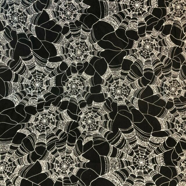 Halloween cotton fabric 1yd available sold by the 1//2 yd