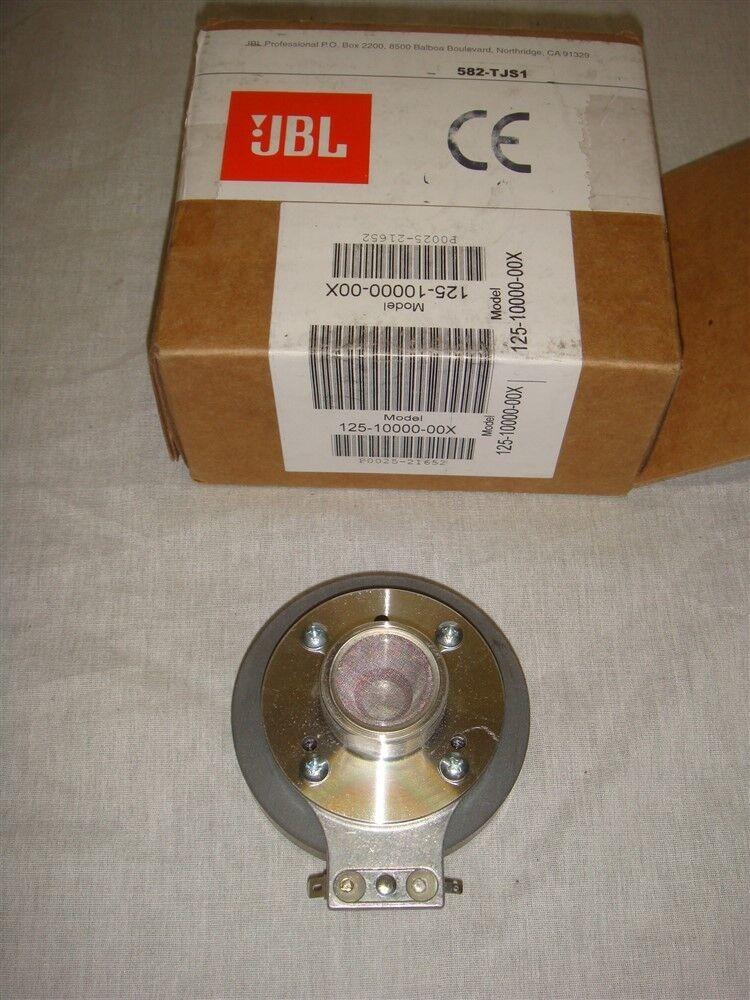 Controlador de cuerno cuerno cuerno JBL 2412H TR TR 105 TR 125 TR Series 126 TR 225 parte de altavoces de fábrica 4e6b78