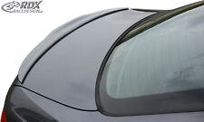 RDX Heckspoiler BMW E90 Hecklippe Spoilerlippe Heck Spoiler Lippe hinten aus PUR