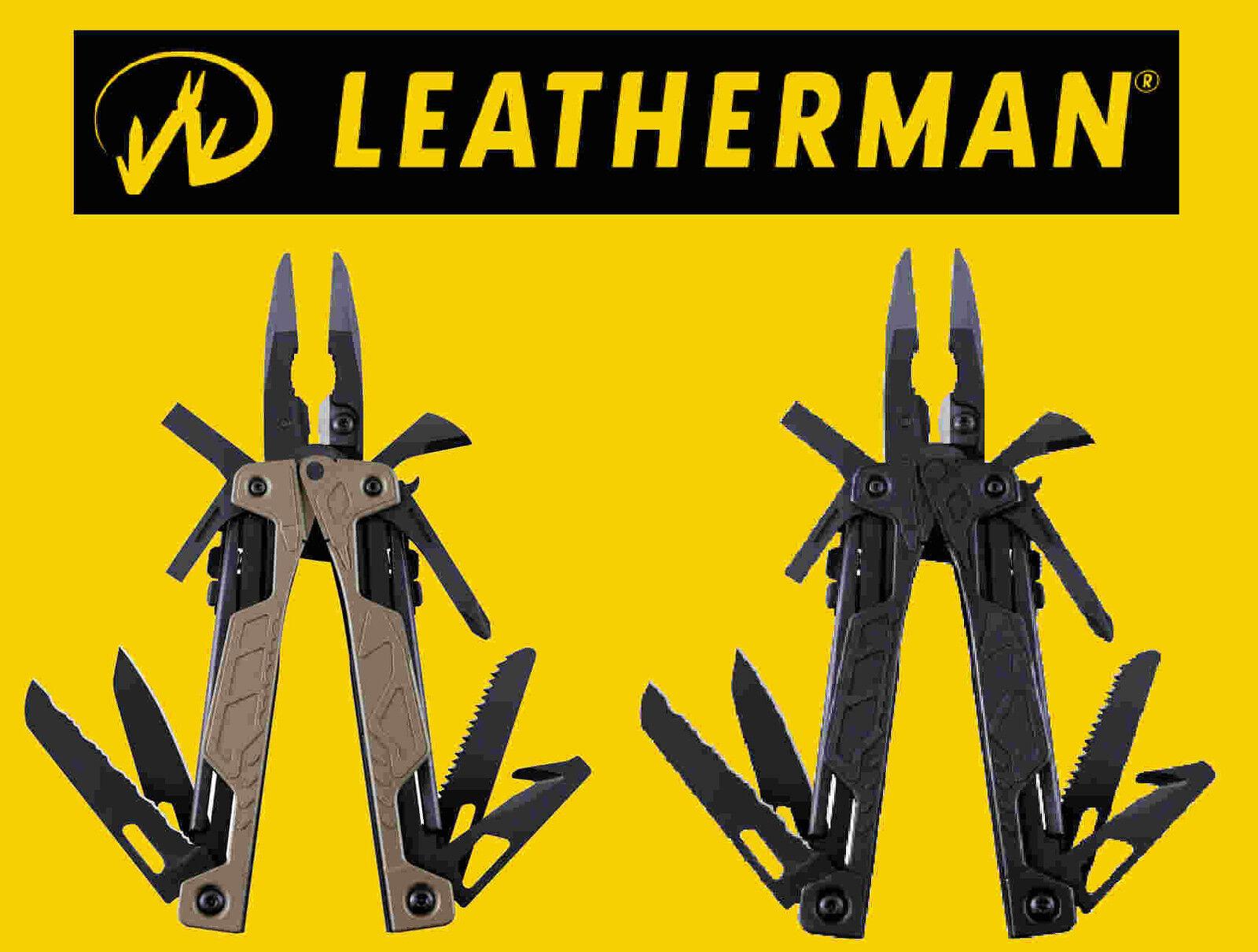 OHT Lederman Einhand - Tool inkl. Holster in schwarz oder coyote zur Auswahl