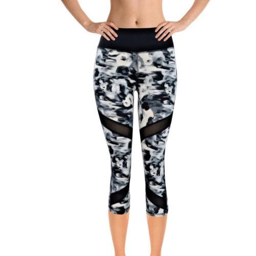 Women Yoga Leggings Fitness Gym Sports Running Exercise Jogging Pants Trousers