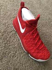 Nike Zoom KD 9 University Red/White