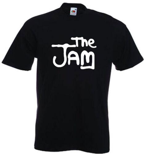 Paul Weller Mod Mods rock and roll Mod Kids T-shirt Jam Mod tee retro