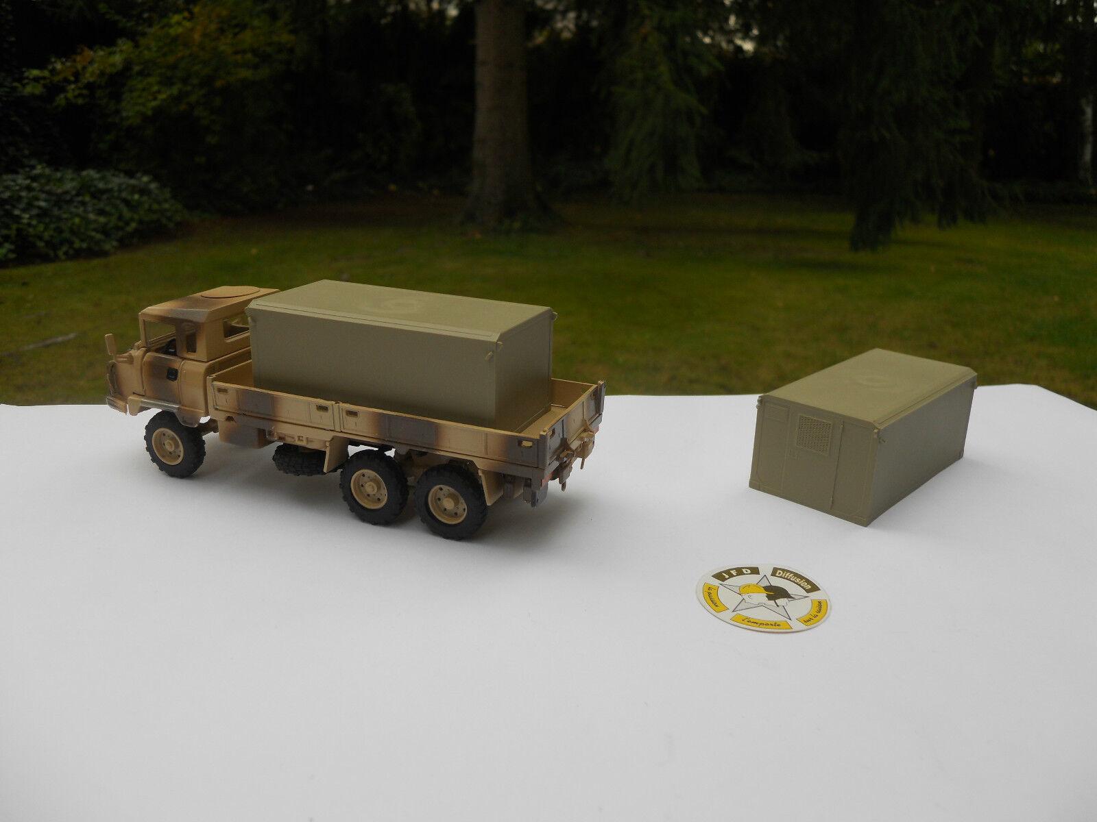 ACMAT 1 50 ACCESSOIRE RESINE SHELTER SH 385 A 75 mm X 38 mm X 32 mm
