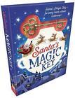 Santa's Magic Key by Stephanie Stansbie (Mixed media product, 2016)