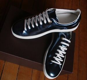 95c9a1d38785 Image is loading AUTHENTIC-NICE-FRONTROW-SNEAKERS-SHOES-LOUIS-VUITTON-SIZE-