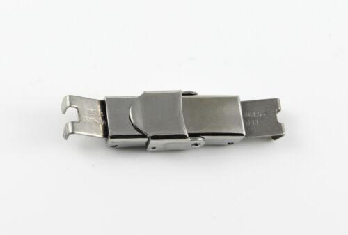 armband herstellen 2x Edelstahl Verschluss poliert ID 6 x 2,5 mm