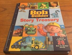 Bob-The-Builder-Story-Treasury-Excellent-Condition-Hard-backed-book