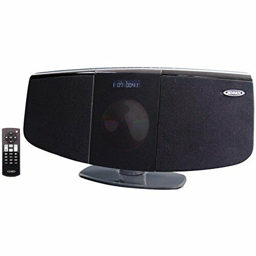 Jensen Jbs-350 Bluetooth Wall-mountable Music System With Cd