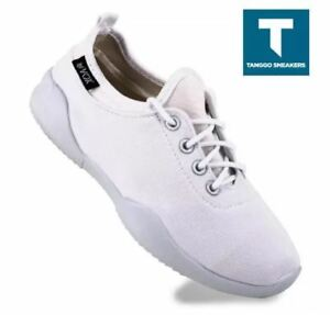 Euny-Womens-Fashion-Sneakers-Rubber-Shoes-WHITE-Size-40
