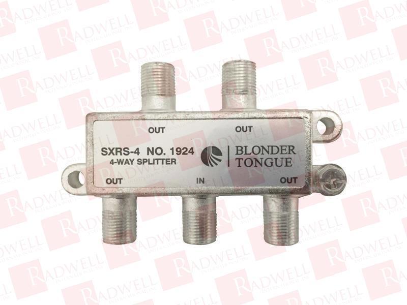 BLONDER TONGUE XRS-4   XRS4 (NEW NO BOX)