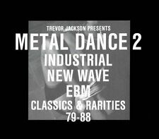 Metal Dance, Vol. 2 [Digipak] * by Trevor Jackson (CD, Oct-2013, 2 Discs, Strut)