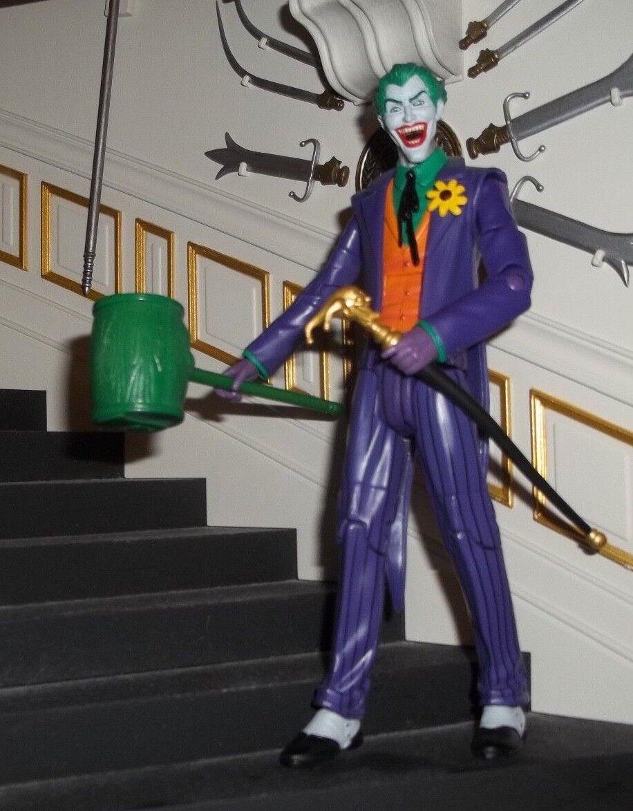 DC UNIVERSE CLASSICS WAVE 10 BATMAN GREATEST ARCH ENEMY JOKER  FIGURE