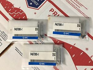 NEW IN BAG LOT OF 3 SMC P407060-1 SWITCH MOUNTING KIT