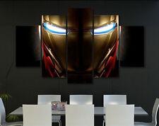 Modern Abstract Oil Painting Wall Decor Art Huge - iron Man Unframed HD Print