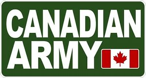 Canadian-Army-Rectangle-Decal-Sticker