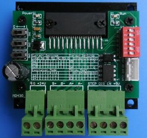 TB6560 3A CNC Router Single 1 Axis MD430 Stepper Motor Driver Controller Module