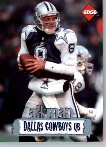 1996 Collectors Edge #57 Troy Aikman - Cowboys