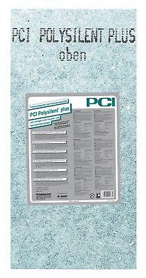 PCI Polysilent 7 Trittschall /& Entkopplungmatte unter Fliesen /& Natursteinbelag