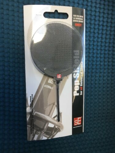 microphone pop shield For SE Shockmount New /& Cheapest