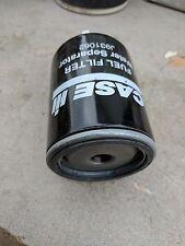 CASE International Carburante Filtro separatore acqua P/N J937062