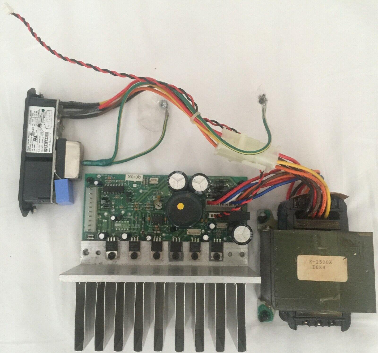 Kurzweil K2500 Power Panel Unit