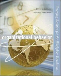 Organizational Behavior Mcshane Ebook