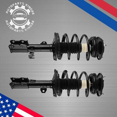 Front Complete Struts /& Coil Springs for Toyota Corolla 2004 2005 2006 2007 2008