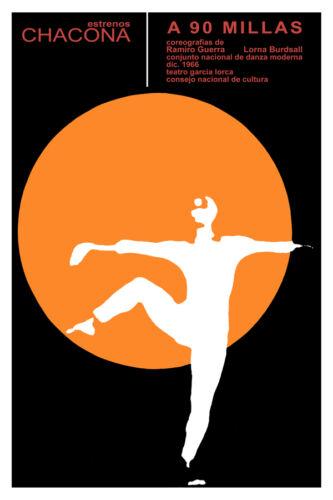 3096.Decoration Poster.Home room Interior design.Chacona.Decor Art.Ballet.Dance
