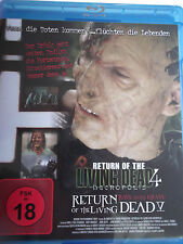 Return of the Living Dead 4 & 5 - Necropolis, Rave to the Grave - Zombie, Untote