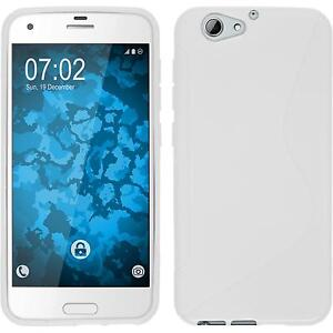 Silicone-Case-for-HTC-One-A9s-S-Style-white-Case