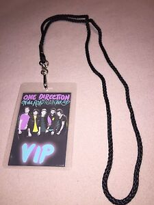 One direction 1d on the road again vip all access backstage pass image is loading one direction 1d on the road again vip m4hsunfo