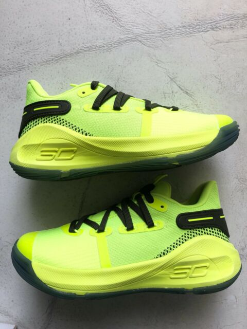 Under Armour UA Curry 6 Coy Fish Yellow