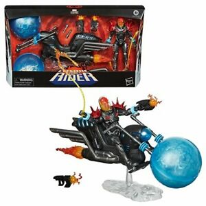 Marvel Legends Cosmic Ghost Rider 6 In Action Figure with Bike Vehicle ~IN HAND~