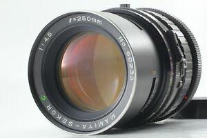 Quasi Nuovo Mamiya Sekor C 250mm f/4.5 MF Lente per RB67 PRO S SD DAL GIAPPONE #319