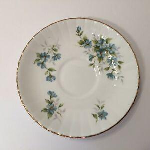 "Royal Stafford Bone China made in England est 1845 COQUETTE # 19, Ø5½"" Saucer"