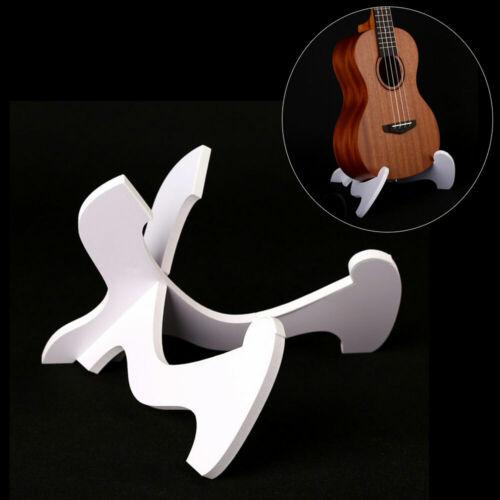 Gitarrenständer Halter Halter Shelf Berg Ukulele Violine Mandoline Banjo Weiß MG