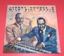 Johnny Hodges & Wild Bill Davis - In a mellotone -- LP / Jazz