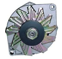 Ford Tractor Universal 1 Wire Alternator Alt With Pulley