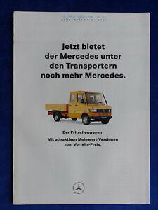 Mercedes-Benz-Pritschenwagen-Mehrwert-Versionen-Prospekt-Brochure-01-1994